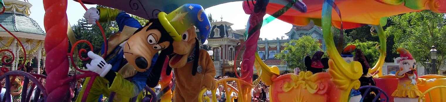 Back at Disneyland