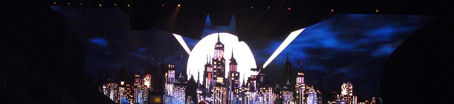 Dark Knight in Gotham