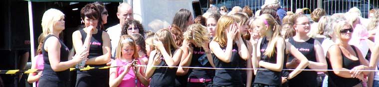 Its carnival time in Ilkeston
