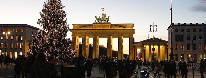 Ein Engländer in Berlin – Teil Eins