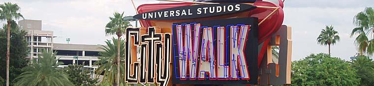 Universals City Walk