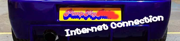Pimp my internet connection